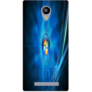 Amagav Printed Back Case Cover for Lava A48 260LavaA48