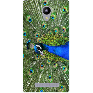Amagav Printed Back Case Cover for Lava A48 548LavaA48