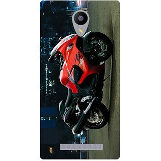 Amagav Printed Back Case Cover for Lava A48 363LavaA48