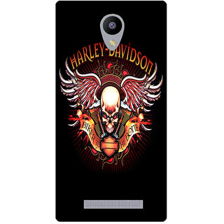 Amagav Printed Back Case Cover for Lava A48 364LavaA48