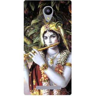 Amagav Printed Back Case Cover for Lava A48 367LavaA48