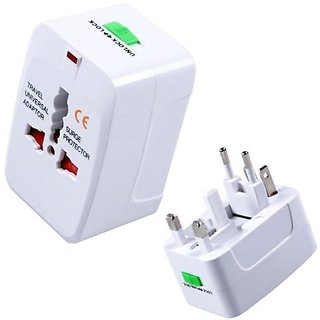 Futaba Universal World Travel AC Power Plug Convertor Adapter