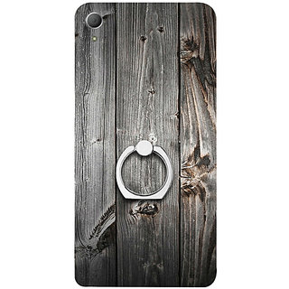 Casotec Wooden Texture Design 3D Printed Hard Back Case Cover for Sony Xperia Z3 Plus / Z4