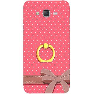 Casotec Gift Design 3D Printed Hard Back Case Cover for Samsung Galaxy J5