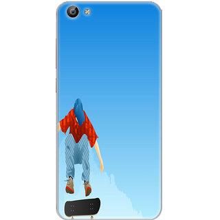 Vivo X7 Plus Mobile Back Cover