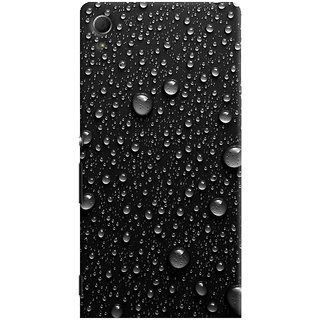 ColourCrust Sony Xperia Z4 Mobile Phone Back Cover With D289 - Durable Matte Finish Hard Plastic Slim Case