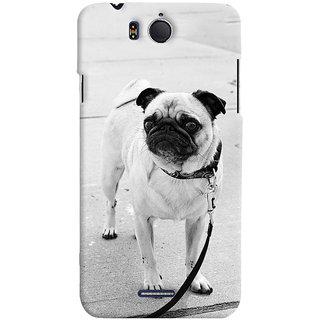 ColourCrust Infocus M530 Mobile Phone Back Cover With D296 - Durable Matte Finish Hard Plastic Slim Case