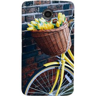 ColourCrust Motorola Google Nexus 6 Mobile Phone Back Cover With D294 - Durable Matte Finish Hard Plastic Slim Case