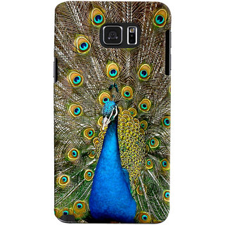 ColourCrust Samsung Galaxy Note 5 Mobile Phone Back Cover With D291 - Durable Matte Finish Hard Plastic Slim Case