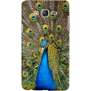 ColourCrust Samsung Galaxy ON7 Mobile Phone Back Cover With D291 - Durable Matte Finish Hard Plastic Slim Case