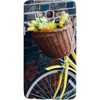ColourCrust Samsung Galaxy ON7 Mobile Phone Back Cover With D294 - Durable Matte Finish Hard Plastic Slim Case
