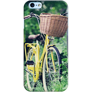 ColourCrust  6S Mobile Phone Back Cover With D297 - Durable Matte Finish Hard Plastic Slim Case