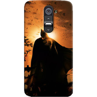 ColourCrust LG G2 / Optimus G2 Mobile Phone Back Cover With D295 - Durable Matte Finish Hard Plastic Slim Case