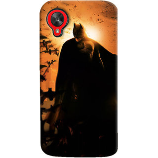 ColourCrust LG Google Nexus 5 Mobile Phone Back Cover With D295 - Durable Matte Finish Hard Plastic Slim Case