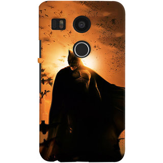 ColourCrust LG Google Nexus 5X New (2016 Edition) Mobile Phone Back Cover With D295 - Durable Matte Finish Hard Plastic Slim Case