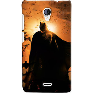 ColourCrust Micromax Unite 2 A106 Mobile Phone Back Cover With D295 - Durable Matte Finish Hard Plastic Slim Case