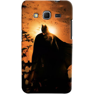 ColourCrust Samsung Galaxy Core Prime G360 Mobile Phone Back Cover With D295 - Durable Matte Finish Hard Plastic Slim Case