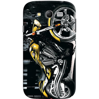 ColourCrust Samsung Galaxy Grand Neo / NEO GT Mobile Phone Back Cover With D292 - Durable Matte Finish Hard Plastic Slim Case