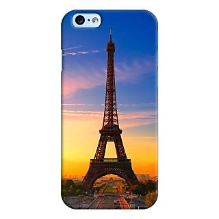 ColourCrust  6S Mobile Phone Back Cover With D298 - Durable Matte Finish Hard Plastic Slim Case