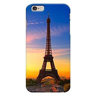 ColourCrust  6S Plus Mobile Phone Back Cover With D298 - Durable Matte Finish Hard Plastic Slim Case