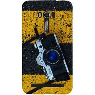 ColourCrust Asus Zenfone Go Mobile Phone Back Cover With D293 - Durable Matte Finish Hard Plastic Slim Case