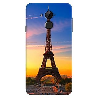 ColourCrust Coolpad Note 3 Lite Mobile Phone Back Cover With D298 - Durable Matte Finish Hard Plastic Slim Case