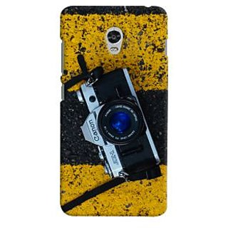 ColourCrust Lenovo Vibe P1 Turbo Mobile Phone Back Cover With D293 - Durable Matte Finish Hard Plastic Slim Case
