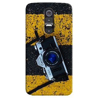 ColourCrust LG G2 / Optimus G2 Mobile Phone Back Cover With D293 - Durable Matte Finish Hard Plastic Slim Case
