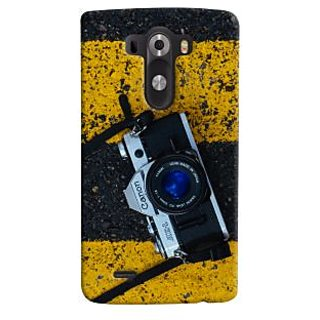 ColourCrust LG G3/ Optimus G3 Mobile Phone Back Cover With D293 - Durable Matte Finish Hard Plastic Slim Case