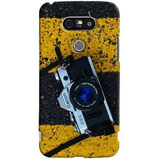 ColourCrust LG G5 / Optimus G5 Mobile Phone Back Cover With D293 - Durable Matte Finish Hard Plastic Slim Case