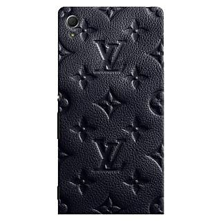 ColourCrust Sony Xperia Z4 Mobile Phone Back Cover With D288 - Durable Matte Finish Hard Plastic Slim Case