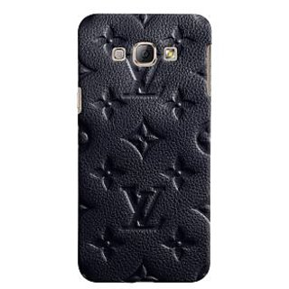 ColourCrust Samsung Galaxy A8 (2015) Mobile Phone Back Cover With D288 - Durable Matte Finish Hard Plastic Slim Case