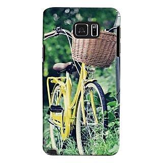 ColourCrust Samsung Galaxy Note 5 Dual Sim / Edge Plus Mobile Phone Back Cover With D297 - Durable Matte Finish Hard Plastic Slim Case