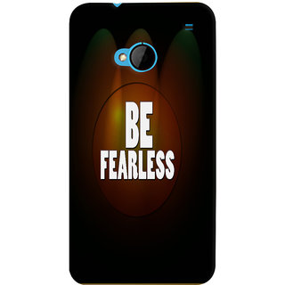 HTC One M7 Mobile Back Cover
