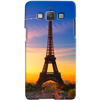 ColourCrust Samsung Galaxy A5 (2015) Mobile Phone Back Cover With D298 - Durable Matte Finish Hard Plastic Slim Case