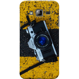 ColourCrust Samsung Galaxy J3 Mobile Phone Back Cover With D293 - Durable Matte Finish Hard Plastic Slim Case