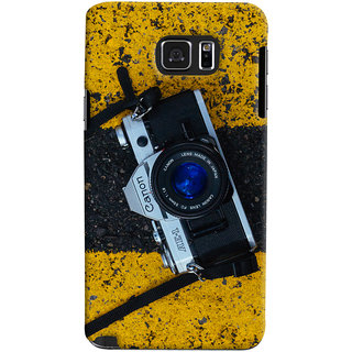 ColourCrust Samsung Galaxy Note 5 Mobile Phone Back Cover With D293 - Durable Matte Finish Hard Plastic Slim Case