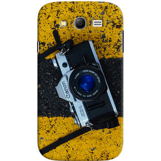 ColourCrust Samsung Galaxy Grand Neo / NEO GT Mobile Phone Back Cover With D293 - Durable Matte Finish Hard Plastic Slim Case