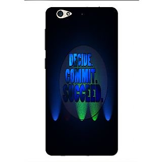 Gionee S6 Mobile Back Cover