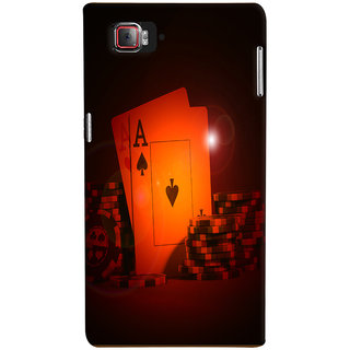 Lenovo K920 Mobile Back Cover