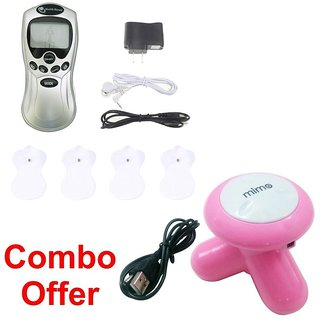 Combo Of Digital Thepary With Mimo Massager
