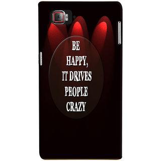 Lenovo K920 Mobile Back Cover