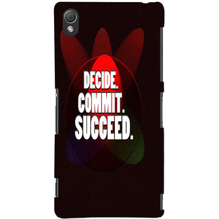 Sony Z3 Mini Mobile Back Cover