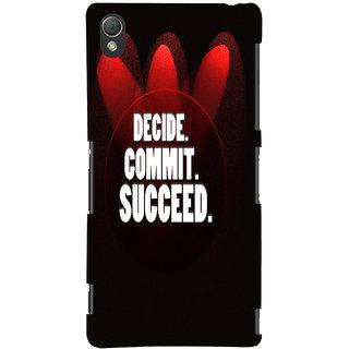 Sony Z3 Mini Mobile Back Cover