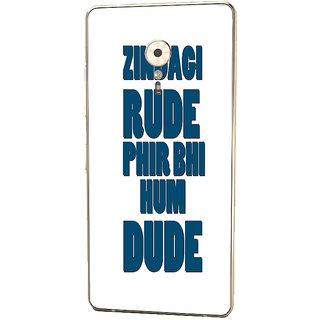 Lenovo Zuk Z2 Pro Mobile Back Cover