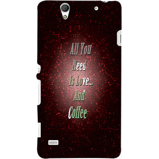 Sony Xperia C4 Mobile Back Cover