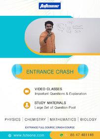 Entrance Crash course