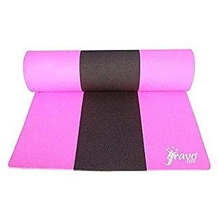 Gravolite 7MM Thickness, 2.1 Feet Wide Triple layer Yoga Mat