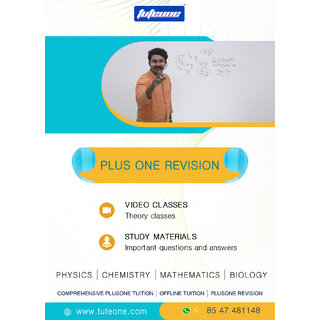 PLUS ONE (XI) REVISION