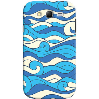 ColourCrust Samsung Galaxy Grand Neo / NEO GT Mobile Phone Back Cover With Pattern Style - Durable Matte Finish Hard Plastic Slim Case